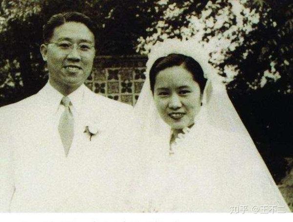 袁家骝、吴健雄夫妇